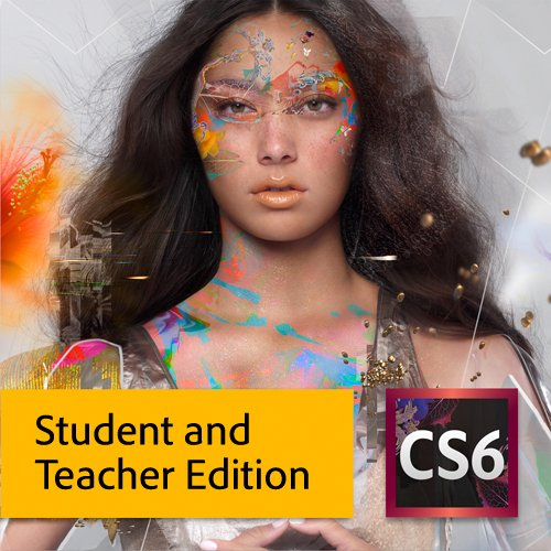 Adobe CS6 Design and Web Premium Student and Teacher Edition [Download] [Old Version]