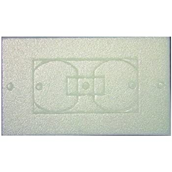 Gasket Covers Electrical Outlet Amp Light Switch Plate