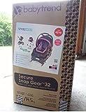 baby trend snap gear car seat ariel