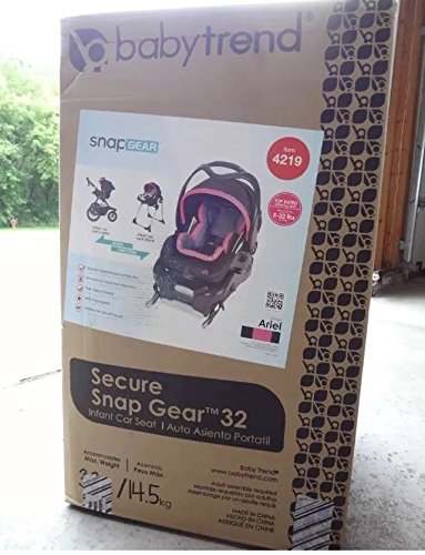 Baby Trend Side By Side Stroller - 6