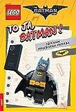 Lego Batman Movie. To ja, Batman! Dziennik Mrocznego Rycerza