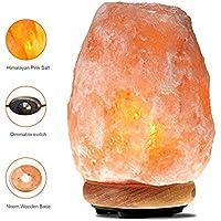 Himalayan Glow 1001 Salt Lamp, ETL Certified Himalayan...