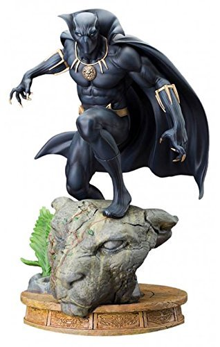 - Kotobukiya Marvel: Black Panther Fine Art Statue