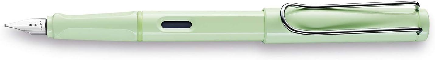 M - Medium | Komplettset M - Mittel Lamy Safari Mint F/üllhalter 036