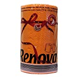 Renova Red Label Paper Towel- Orange (120 Sheets) 8020893