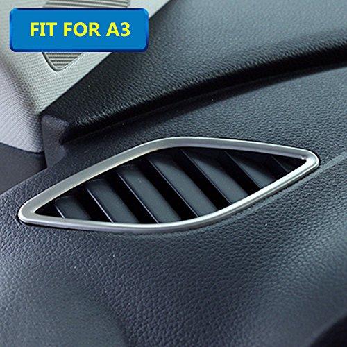 Cover per bocchetta dell' aria laterale anteriore dell' interno dell' auto JINYIYUAN