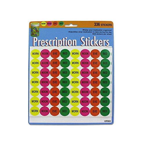 336-pack-prescription-stickers