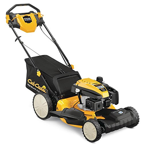 CUB CADET 21 in. 159cc Front-Wheel Drive 3-in-1 High Rear Wheel Gas Self Propelled Walk Behind Lawn (1 High Wheel)