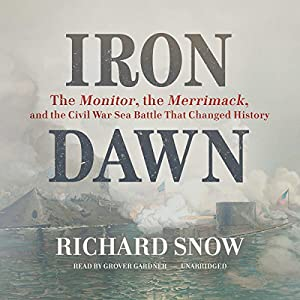 Iron Dawn Audiobook