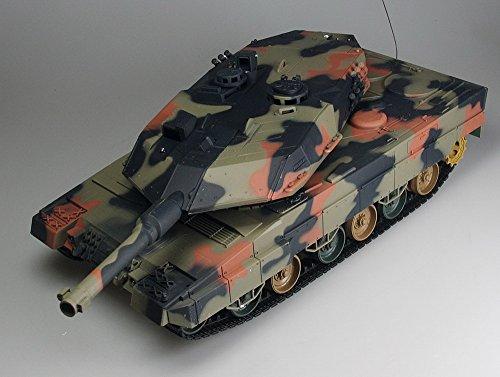 RC Panzer ''Leopard II A5'' 1:24, 40cm, mit Schussfunktion