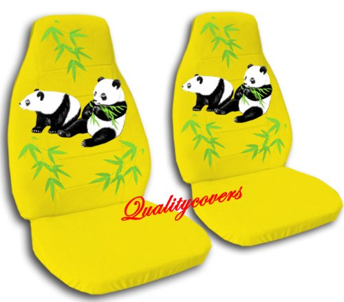 panda bear car seat covers - 8