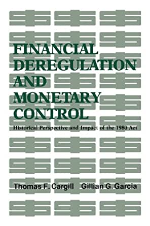 the impact of financial deregulation and Financial deregulation in the us has been shown to be associated with rising income inequality over the past four decades this column looks at the income effects of financial deregulation in the uk and japan during the 1980s and 1990s.