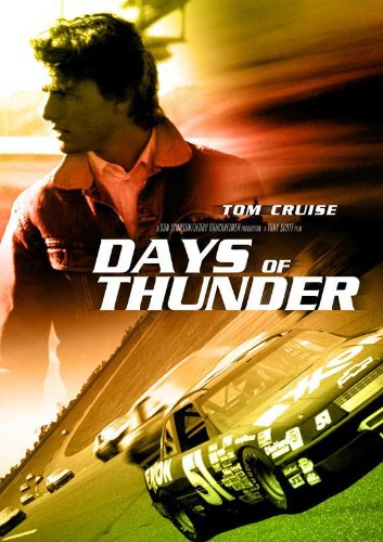 Days of Thunder 11x17 Movie Poster