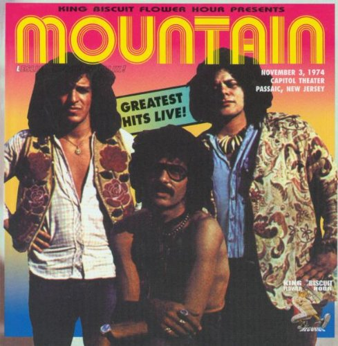 Mountain - Greatest Hits Live