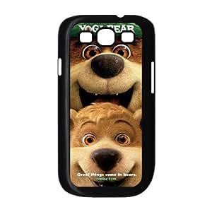 CHENGUOHONG Phone CaseLovely Yogi Bear For Samsung Galaxy S3 -PATTERN-5