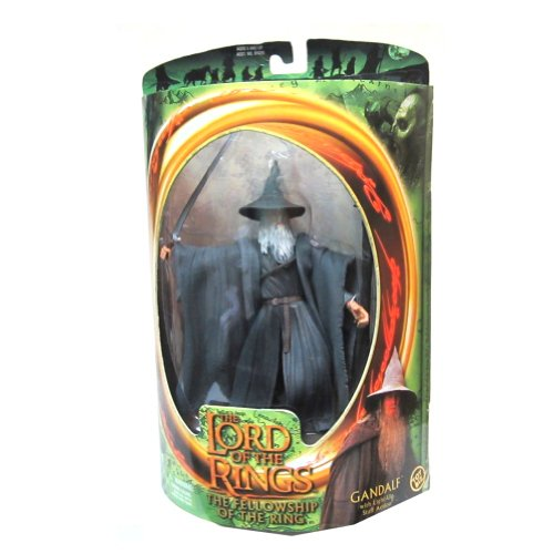 (Lord of the Rings Fellowship of the Ring Action Figure Gandalf)
