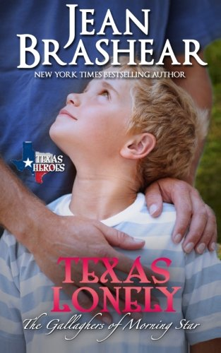 book cover of Texas Lonely