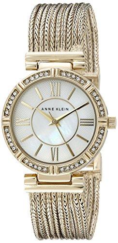 anne-klein-womens-ak-2144mpgb-swarovski-crystal-accented-gold-tone-chain-bracelet-watch