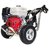 PE-4013HWPSGEN 4000psi 389cc Honda GX390 Powered Pressure Washer