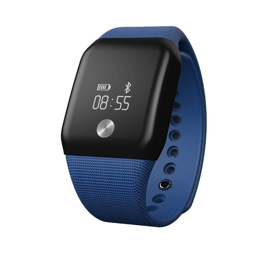 Ambiguity Fitness-Armband,Smart Hand Schleife Schritt Herzfrequenz Blut Sauerstoff Tiefe wasserdicht Schwimmen Schlaf gesund Armband Überwachung
