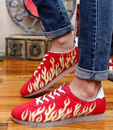 Femmes Pour Fluorescente Substance Hommes Chaussures Aulei Aliment Brillant PFOyqSOAIW