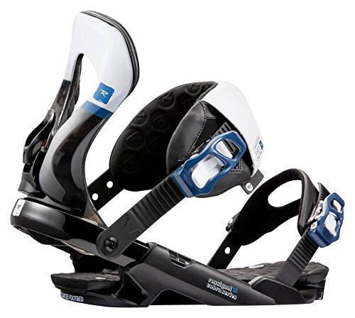 Rossignol Cobra Snowboard Bindings V1 Mens Sz S/M (4-8) (All Mountain Freestyle Snowboard Bindings)