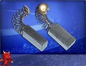 Escobillas de carbón Bosch taladro percutor CSB 500-2, CSB 550-2, CSB 620-2 E, CSB 650-2