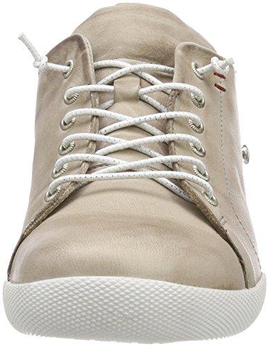 Conti 111 Zapatillas Gris para Mujer Andrea 0345724 Silbergrau HxSwdzHqF