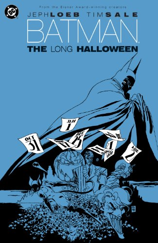 Amazon.com: Batman: The Long Halloween eBook: Jeph Loeb, Tim Sale ...