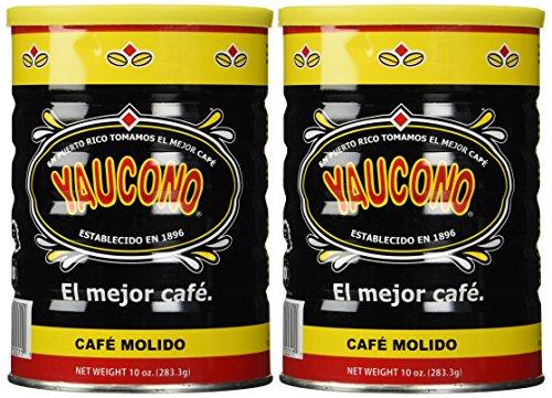 Cafe Yaucono Ground Coffee 10oz product image