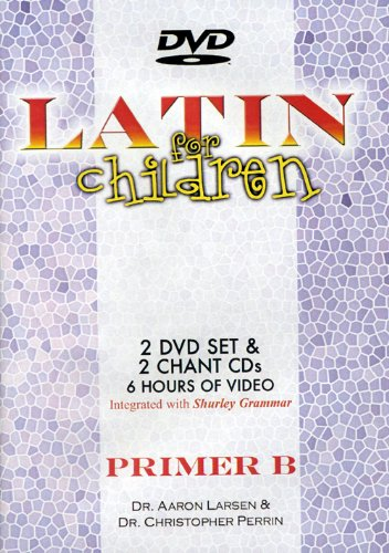 Latin for Children, Primer B - DVD & Chant CD Set (Latin for Childred)