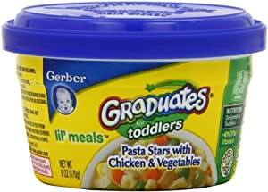 Amazon.com: Baby / Child Gerber Graduates For Toddlers Lil