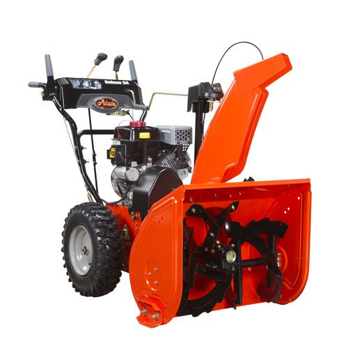 snow blower gas electric start - 8