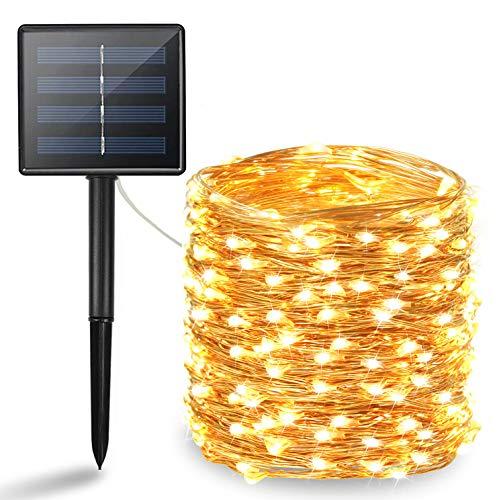 BHCLIGHT Solar String Lights