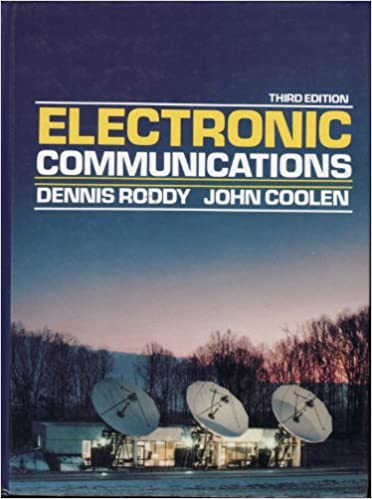 Satellite Communications Dennis Roddy Ebook