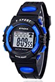 Sport Silicone Digital Watches For Boys with Alarm