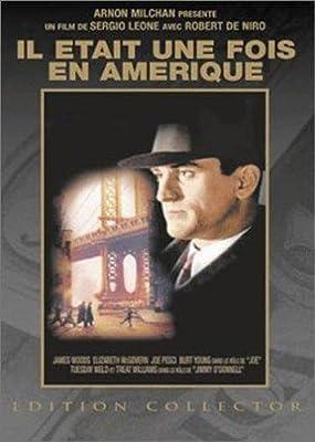 Il était une fois en Amérique [Francia] [DVD]: Amazon.es: Robert De Niro, James Woods, Elizabeth McGovern, Treat Williams, Tuesday Weld, Joe Pesci, Danny Aiello, Sergio Leone, Robert De Niro, James Woods: Cine