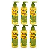 Alba Botanica, Facial Wash, Coconut Milk, 8 oz (6pack)