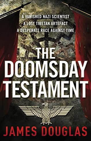 book cover of The Doomsday Testament