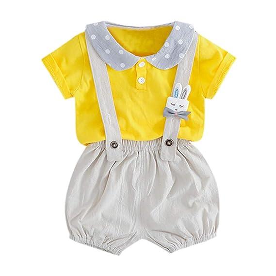 Amazon.com: Camisa de bebé para niñas con colgantes para ...