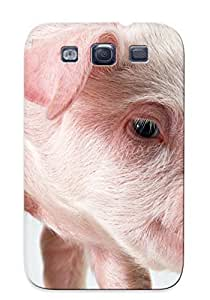 Nice Galaxy S3 Case Bumper Tpu Skin Cove Rwith Pig Design For Thanksgiving Day Gift