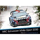 WRC Schweden White Open 2020 (Wandkalender 2020 DIN A4 quer): Impressionen der WRC Winterrallye in Schweden (Monatskalender, 14 Seiten )