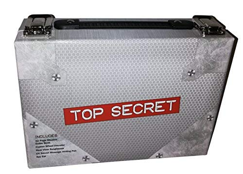 TOP SECRET-SPY KIT -