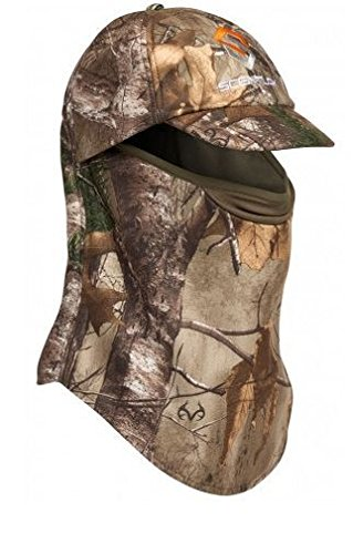 ScentLok Full Season Ultimate Headcover, Realtree Xtra Camouflage, One Size fits All