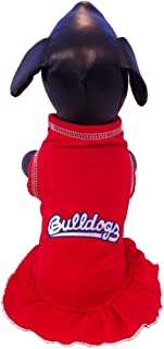 product image for NCAA Fresno State Bulldogs Cheerleader Dog Dress, XX-Small