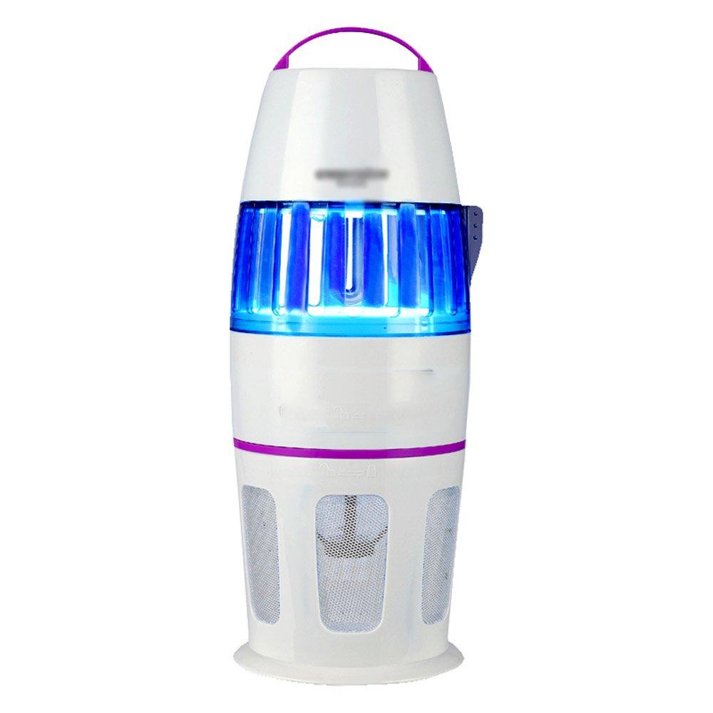 蚊よけランプ モスキートランプ家庭用ホワイト150 * 383ミリメートルインテリジェントな光のコントロールモスキートキラー15Wの光触媒のエレクトロニクスは、蚊と蚊のトラップを誘致する自動スイッチトリプルエスケープは、ママと赤ちゃんに適しています 防虫灯 B07PY3MXWJ
