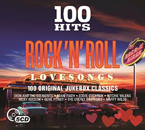 100 Hits - Rock N` Roll Love Songs
