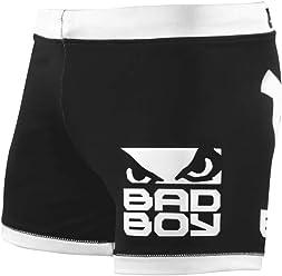 e6066b58 Bad Boy Original Polyester Competition MMA Mixed Martial Arts Vale Tudo  Shorts