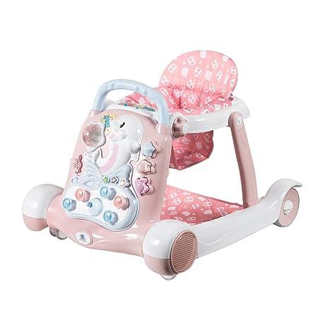 Andador de bebe Baby Walker Música antivuelco 6/7-18 Meses Baby ...