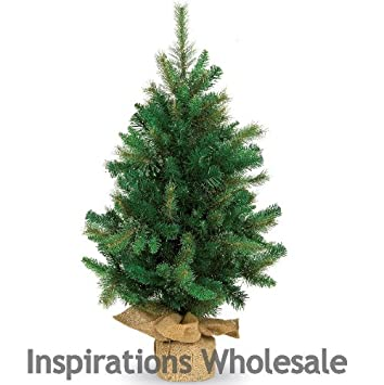 Green Christmas Tree 3ft   Mixed Pine   Small Artificial Christmas Tree